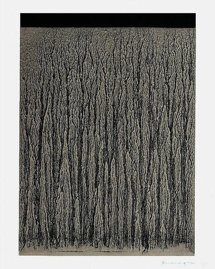 Richard Long, 'River Avon Mud Drawing (C)', 1998