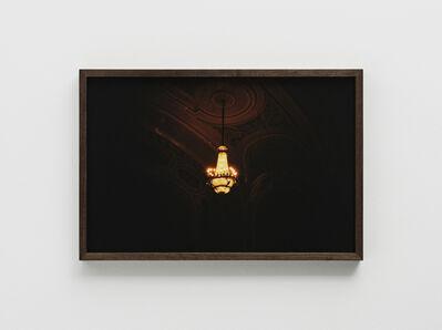 John Skoog, 'One Chandelier, the Orpheum, Madison, WI', 2010-2015