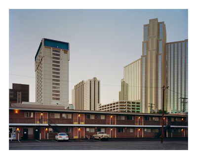 Joe Johnson, 'Motel with Hotels'