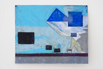 Jocko Weyland, 'Diamond Peak (Light Blue Sky)', 2013