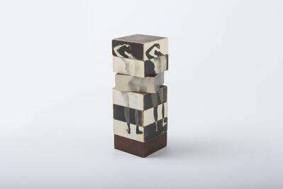 Robert Heinecken, 'Figure in Six Sections', 1965