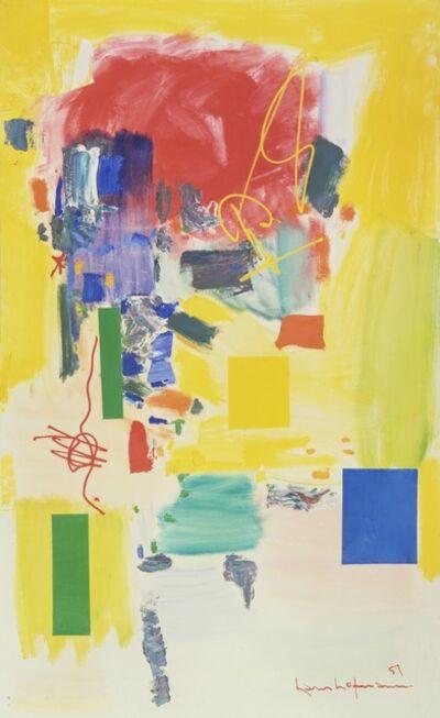 Hans Hofmann, 'Golden Splendor', 1957