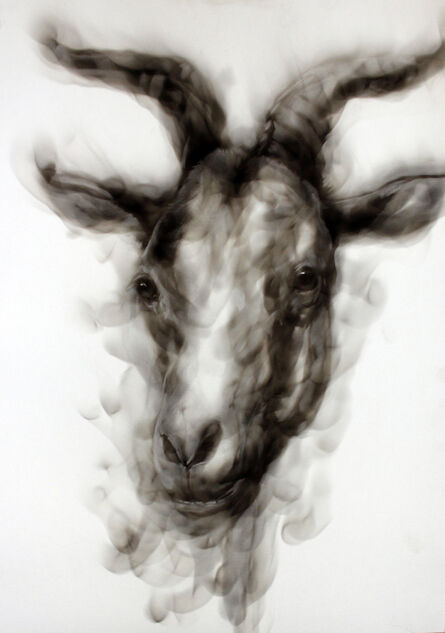 Diane Victor, ''and some are more equal than others' - the Goat', 2020