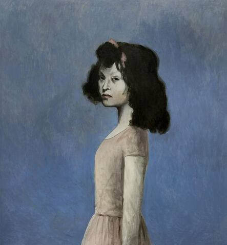 Claerwen James, 'Girl without a Basket of Flowers', 2014