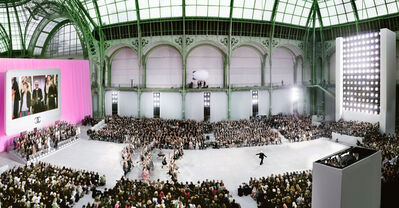 Simon Procter, 'Chanel, Karl at The Grand Palais', 2006