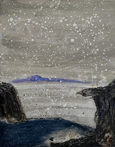 Mary DeVincentis, 'Swimmers in a Storm', 2020