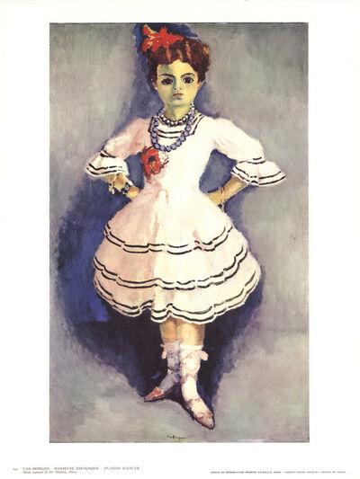 Kees van Dongen, 'Spanish Dancer', 2010-2019