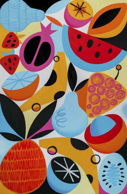 Ruben Sanchez, 'Frutas', 2020