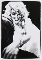 Andy Warhol, 'Photograph of a Marilyn Monroe Drag Impersonator', 1981
