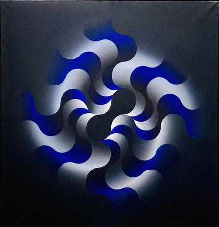 Julio Le Parc, 'Modulation 692', 1990