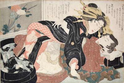 Katsushika Hokusai, 'The Season of Chrysanthemums', ca. 1820
