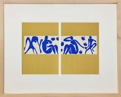 Henri Matisse, 'Femmes Et Singes', 1958