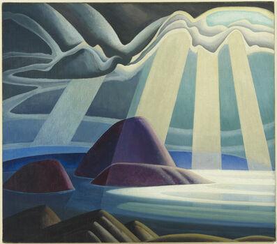 Lawren Stewart Harris, 'Lake Superior ', ca. 1923