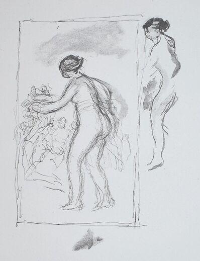Pierre-Auguste Renoir, 'Femme au Cep de Vigne (Woman by the Grape Vine), 4th variant', 1919