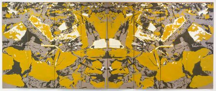 Ihosvanny Cisneros, 'Dystrophic Mirror (Polyptych)', 2015