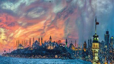 Murat Germen, 'Muta morphosis, Istanbul Historical Peninsula', 2013