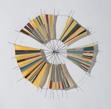 Emily Payne, 'Dice Pinwheel', 2016