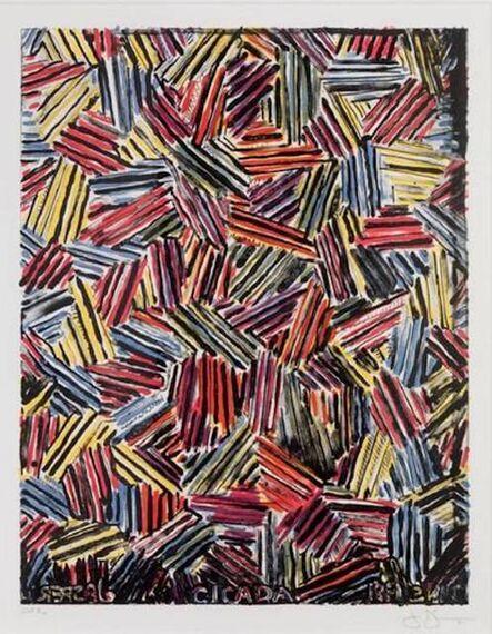 Jasper Johns, 'Cicada  ', 1981