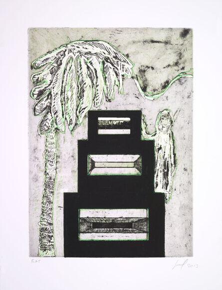 Peter Doig, 'Maracas (Speaker Box)', 2013