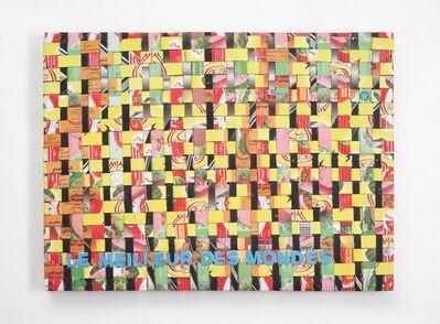 Adel Abdessemed, 'Cocorico painting, Le meilleur des mondes', 2017-2020