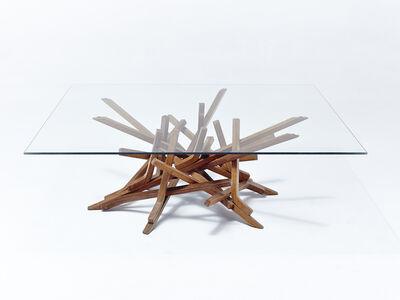 Paulo Alves, 'Guaimbê coffee table', 2010
