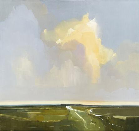 Robert Roth, 'Vineyard Light', 2021