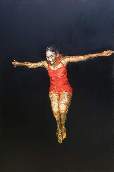 Vicki Smith, 'Leap of Faith I', 2020