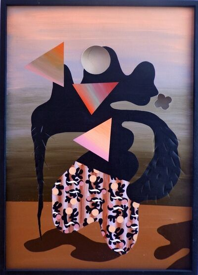 Fernanda Laguna, 'Ella está viva', 2013