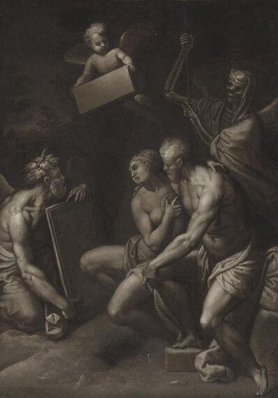 Jacob de Backer, 'The Mirror of Time'