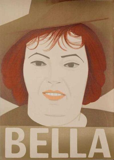 Alex Katz, 'Bella', 1972