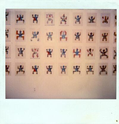 Marcos Kurtycz, 'Hocker Performance', 1988