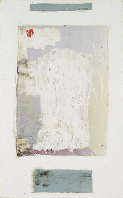 Bernd Haussmann, 'Azul Tranquilo', 2016