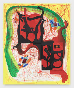 Joanne Greenbaum, 'Untitled', 2019