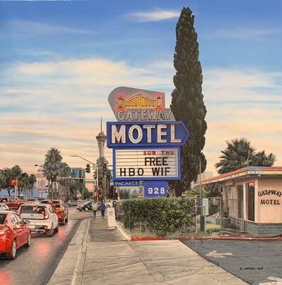Bertrand Meniel, 'Gateway Motel', 2019