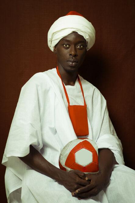 Omar Victor Diop, 'Ayuba Suleiman Diallo', 2014