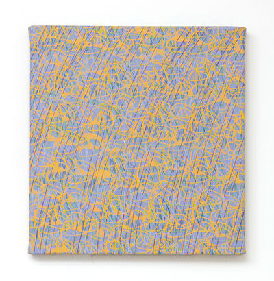 Timothy Harding, 'A/P (waves, lines, loops)', 2020