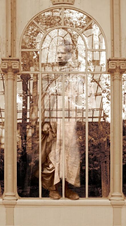 Andrés Pachón, 'Sin título III, del proyecto Tropologías III (del Parque del Retiro)', 2014