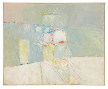 George Miyasaki, 'Horizon #2', 1959