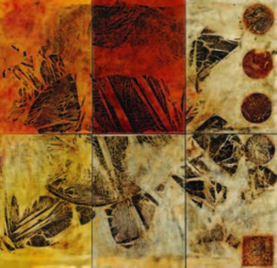 Canan Tolon, 'Untitled (polyptych)', 2001
