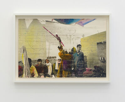 Sigmar Polke, 'Quetta', 1974/1978