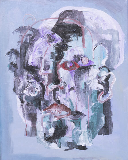 Jongmin Joy Kim, 'Self Portrait', 2016