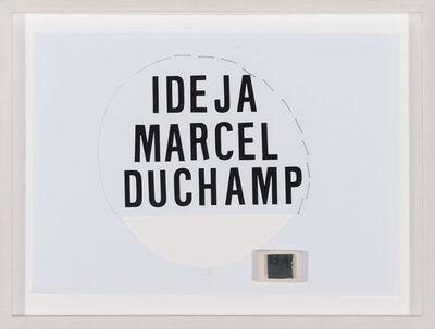 Vlado Martek, 'Idea M. Duchamp 1.', 2013
