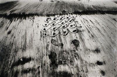 John Wood, 'Beach Drawing', 1984