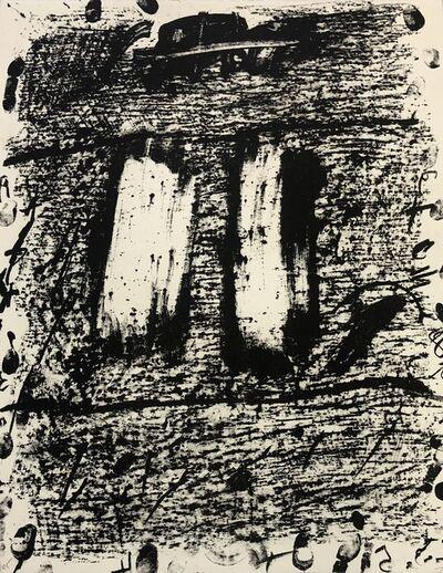 Antoni Tàpies, 'Circulo De Piedra ', 1970