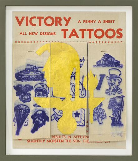 Erez Israeli, 'Victory Tattoos I ', 2017