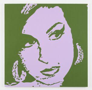 Merlin Carpenter, 'Amy Winehouse', 2014
