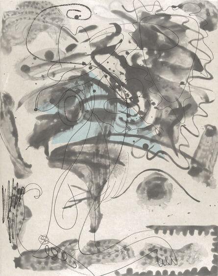 Charline von Heyl, 'Schatzi', 2014