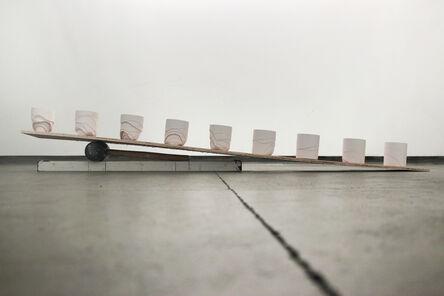 Ana Bidart, 'Spirit level', 2014
