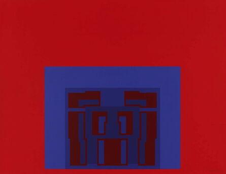 Robyn Denny (1930-2014), 'The Paramount Suite (orange)', 1969