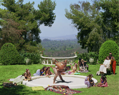 """Eleanor Antin, 'A Hot Afternoon from """"The Last Days of Pompeii""""', 2002"""